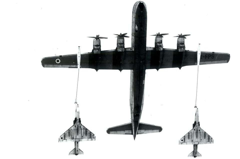 Дозаправка в воздухе в ВВС Израиля